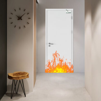 Cửa chống cháy TCC.P1
