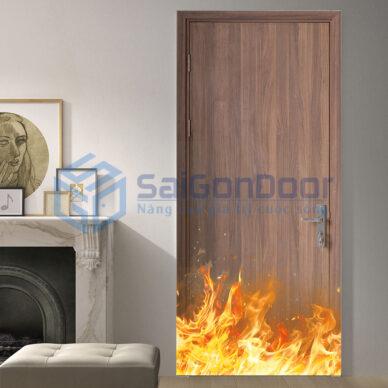Báo Giá Cửa Gỗ Chống Cháy | Cửa Thép Chống Cháy