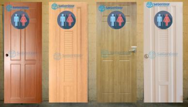 Báo giá cửa nhựa nhà vệ sinh tại Kiên Giang